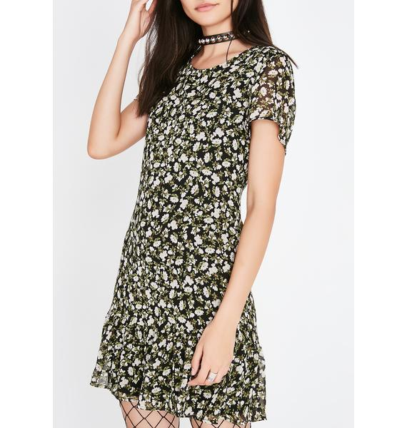Daisy Doll Floral Dress