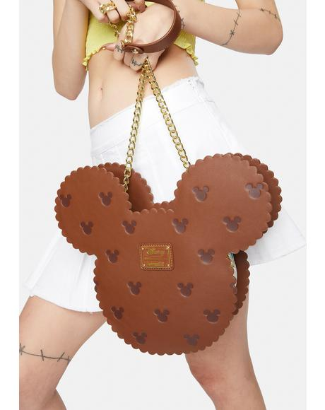 Mickey Mouse Ice Cream Sandwich Crossbody
