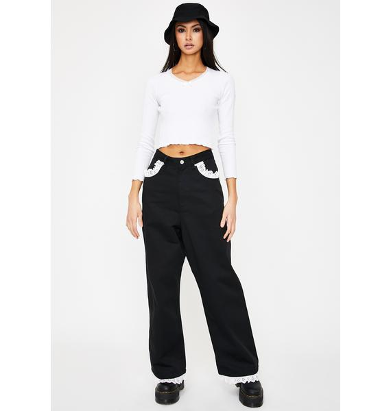 Little Sunny Bite x Dickies Lace Work Pants
