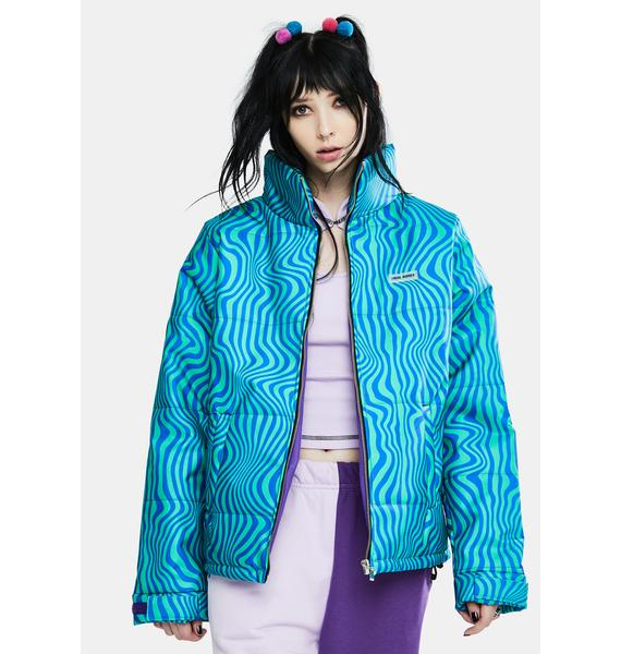 Local Heroes Future Puffer Jacket
