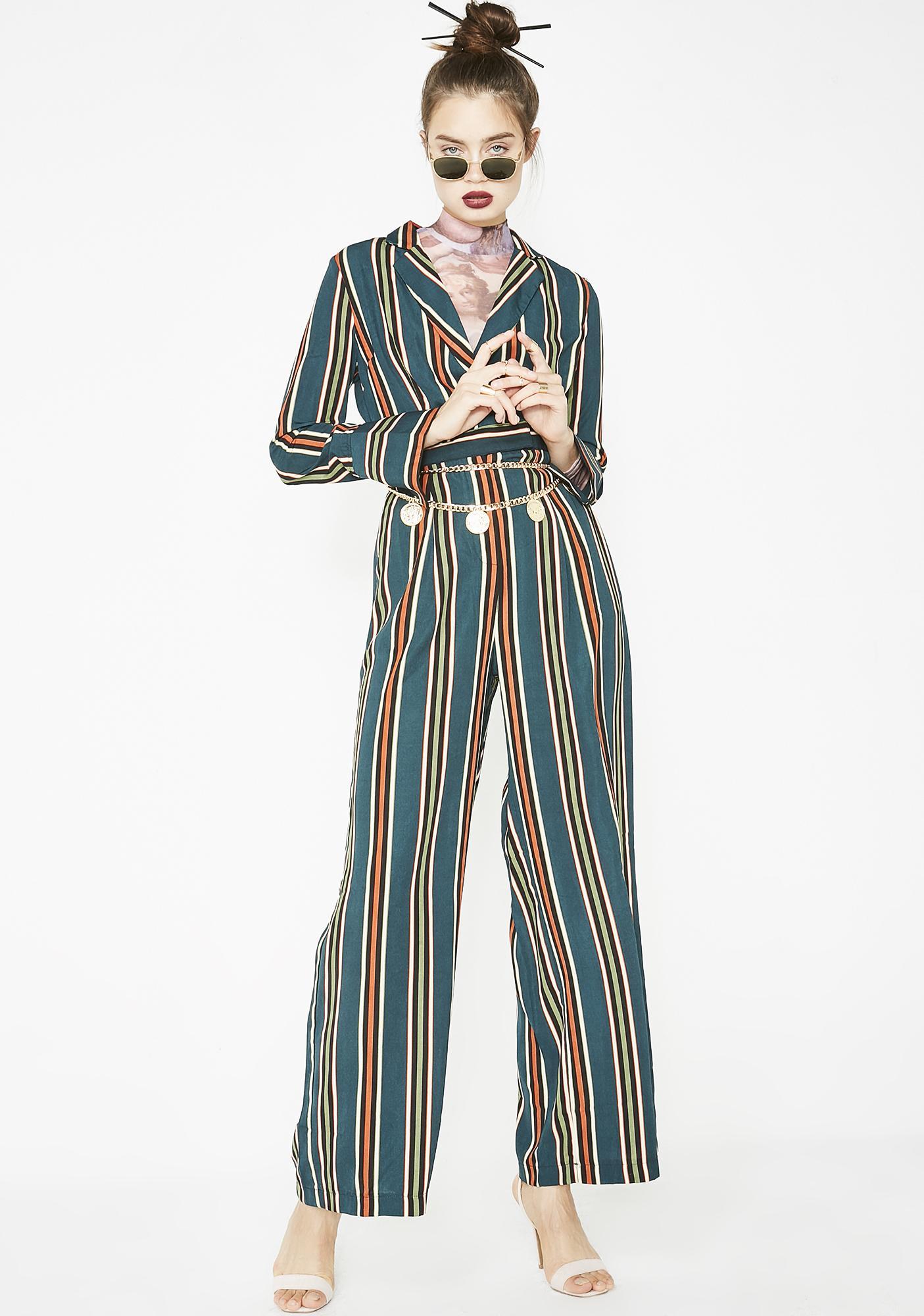 3d85a2525d1 Born Ready Stripe Jumpsuit