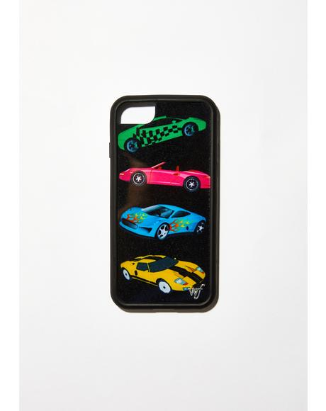 Motorsport Iphone Case