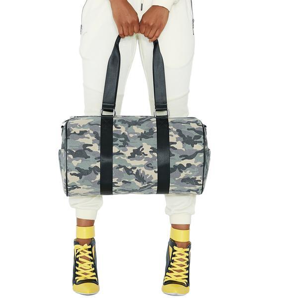 Poster Grl Camo Cardio Bag