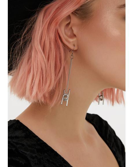 Trespass Drop Earrings