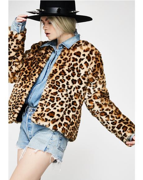 Pouncin' Predator Fuzzy Coat