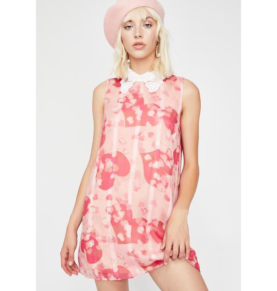Mod Love Mini Dress