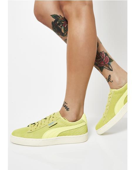 Suede Classic PERFORATI Sneakers