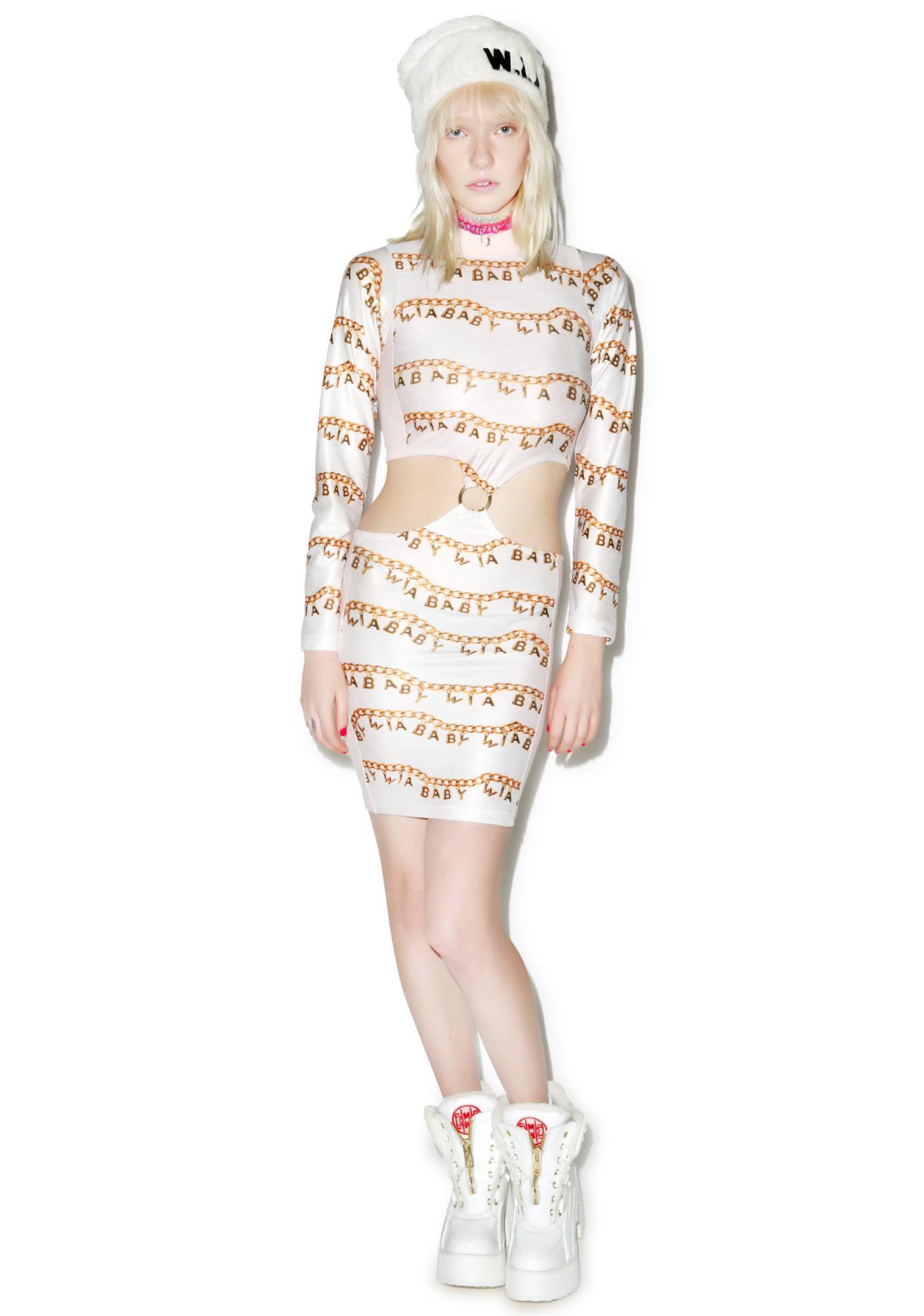 W.I.A W.I.A Baby Dress