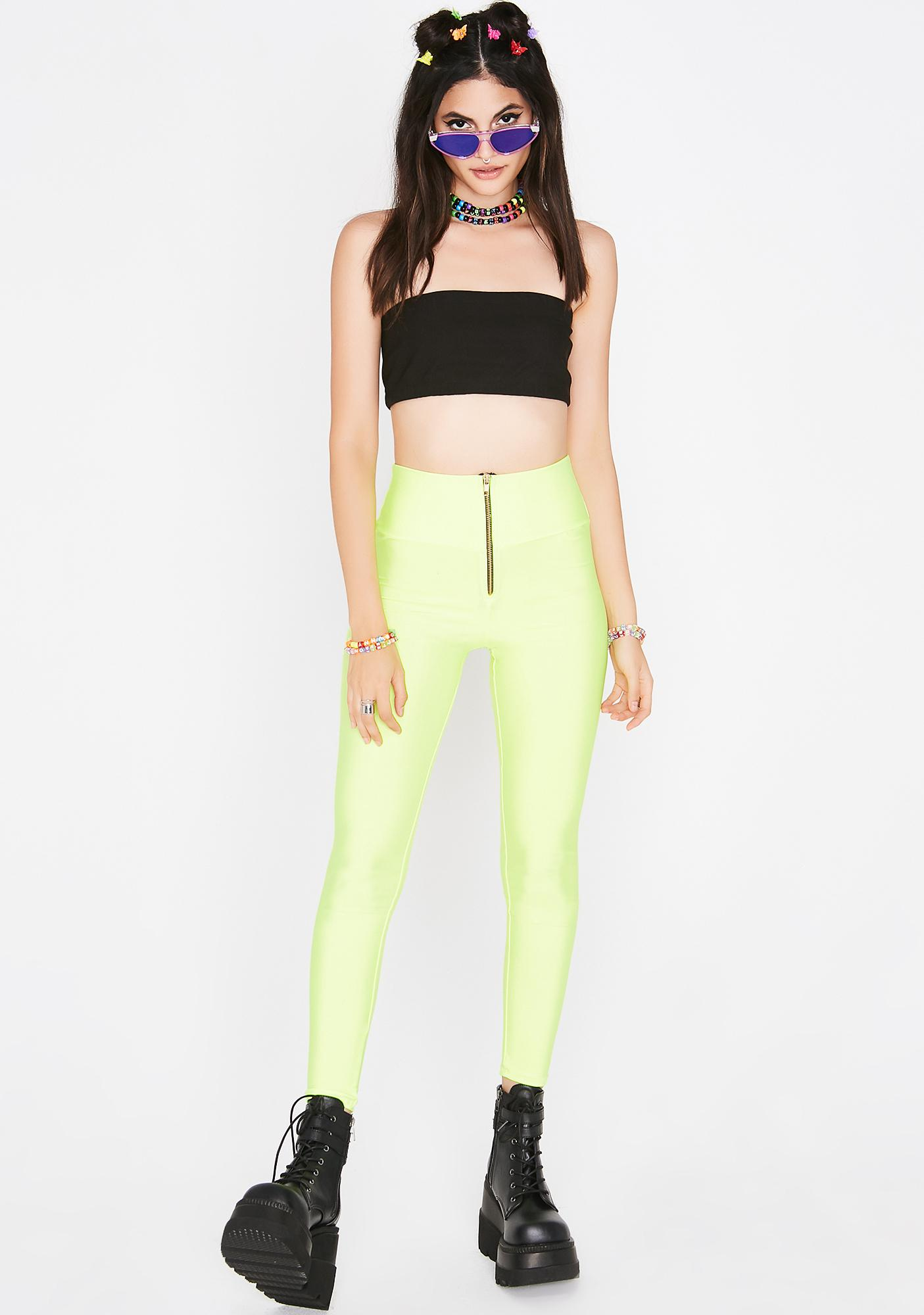 Sunshine Pulled Together Leggings
