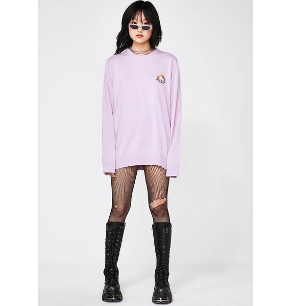 RIPNDIP My Little Nerm Knit Sweater