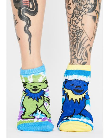 Grateful Dead Sock Set