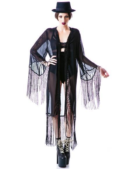 Wiccan Kimono