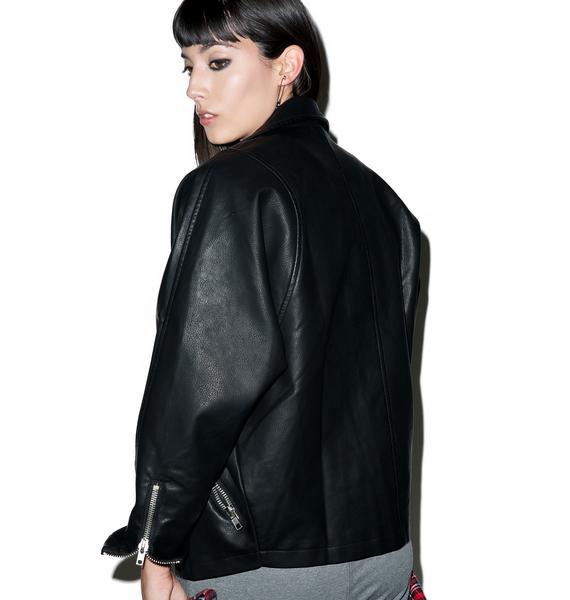 Rebel Heart Moto Jacket