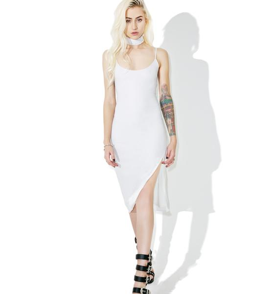 Angelic Stop 'N Stare Slip Dress