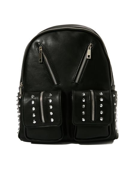 Hades Studded Backpack