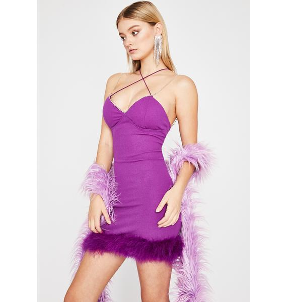 Fairy Frisky Tricks Mini Dress