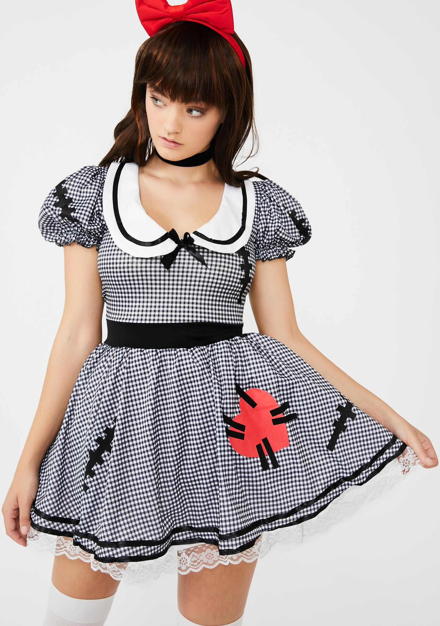 Wind Me Up Dolly Costume