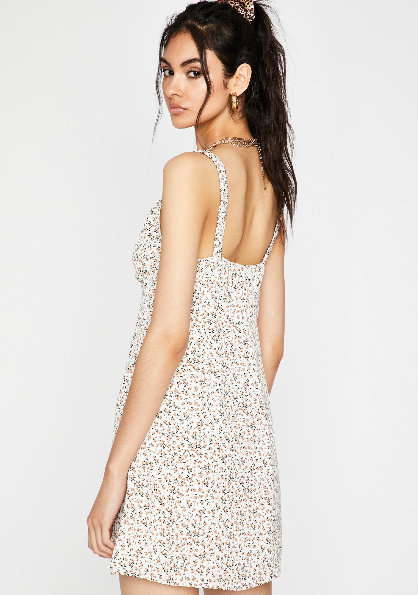 Lovely Day Mini Dress
