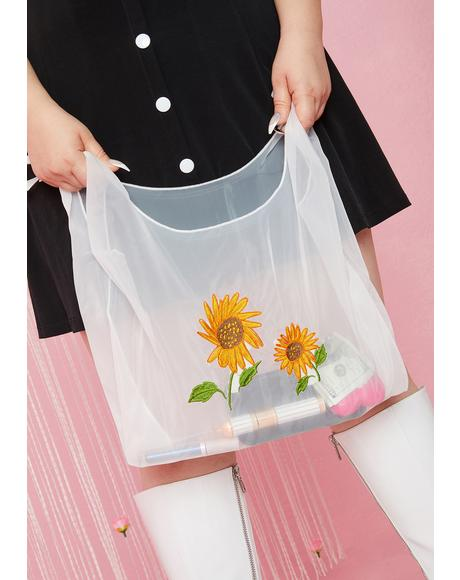 Soaking Up Sun Tote Bag