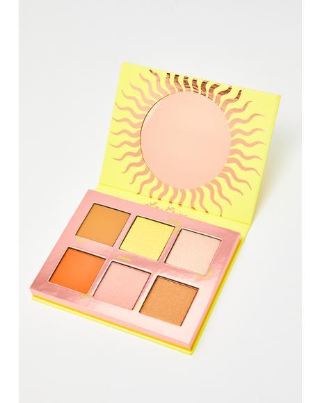 Sunkissed Blush N' Bronze Face Palette