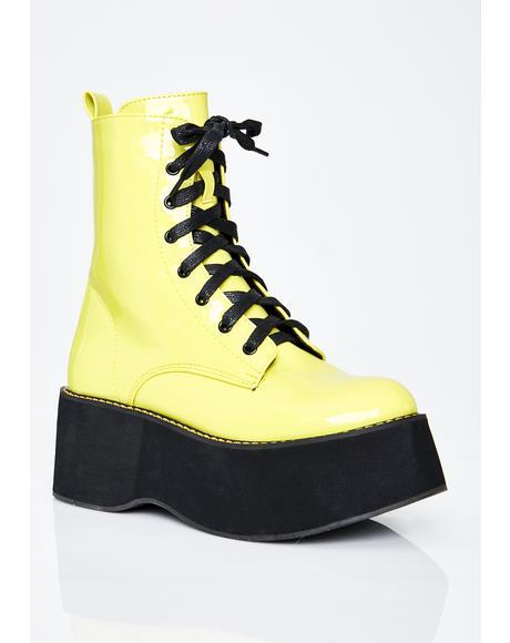 Sour Arkon Ankle Boots