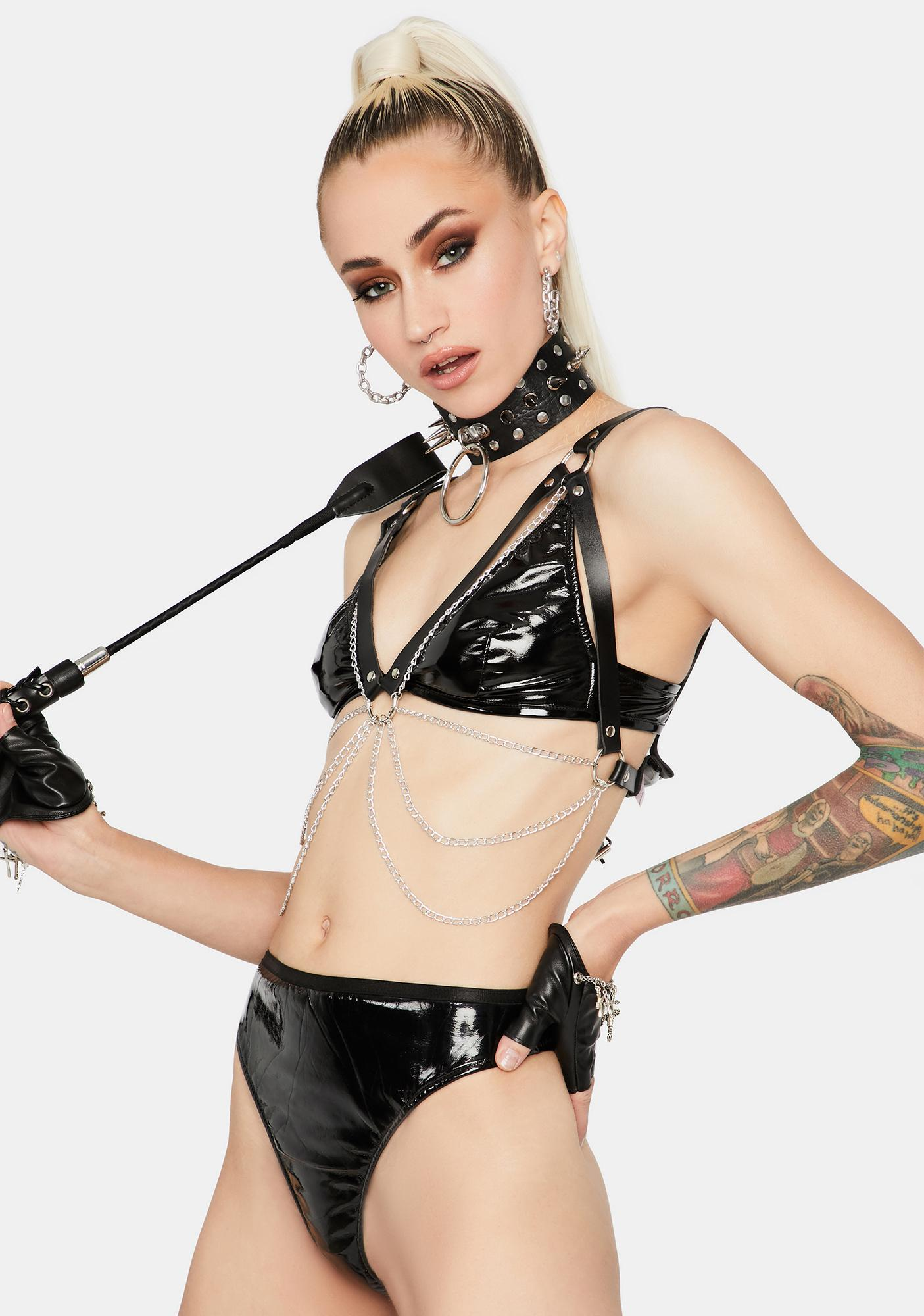 Bend And Snap Chain Harness
