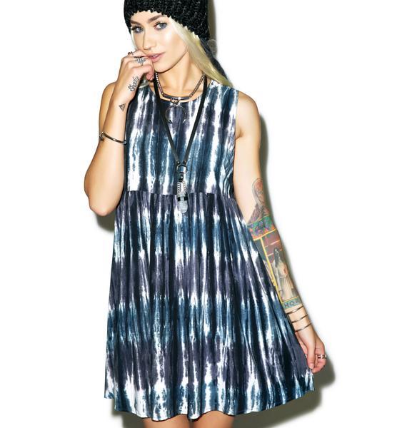 Motel Sunshine Smoke Dress