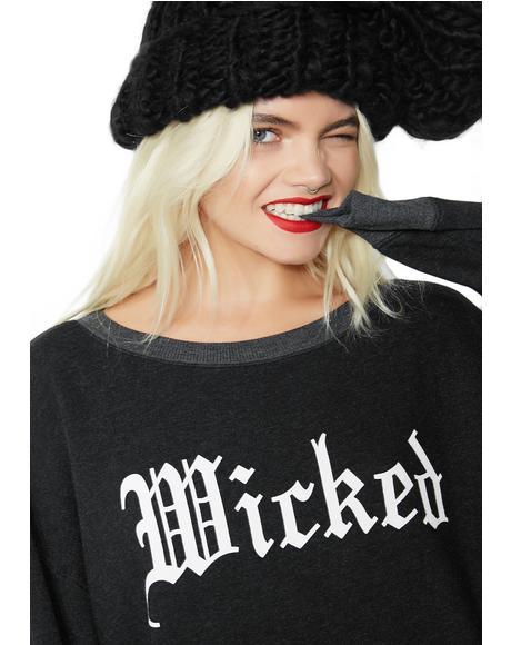 Wicked Roadtrip Sweater