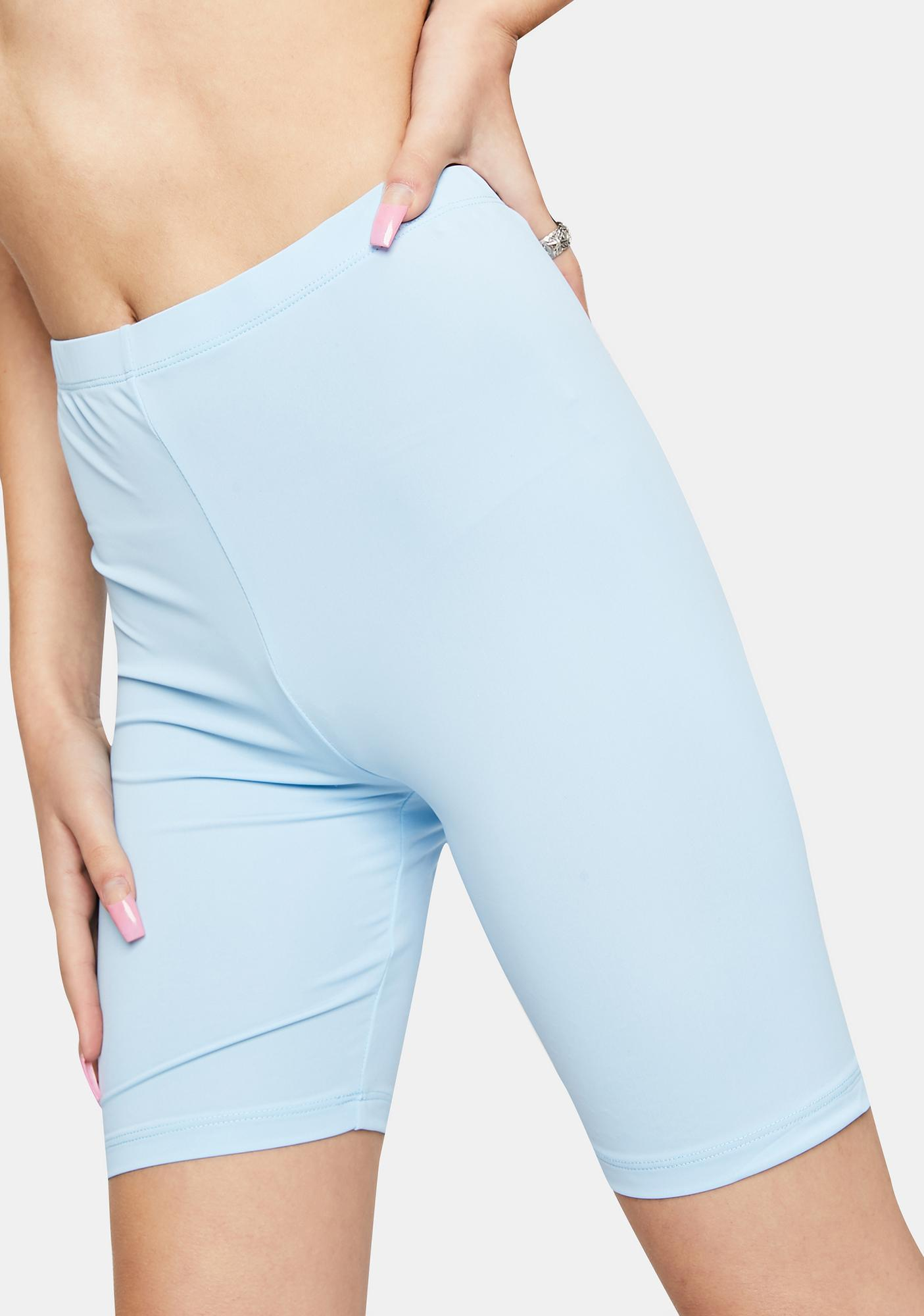 Sky Increase The Pace Biker Shorts