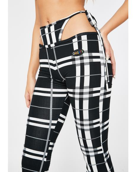 OG G-String Tartan Pants