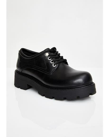Cosmo 2.0 Leather Oxfords