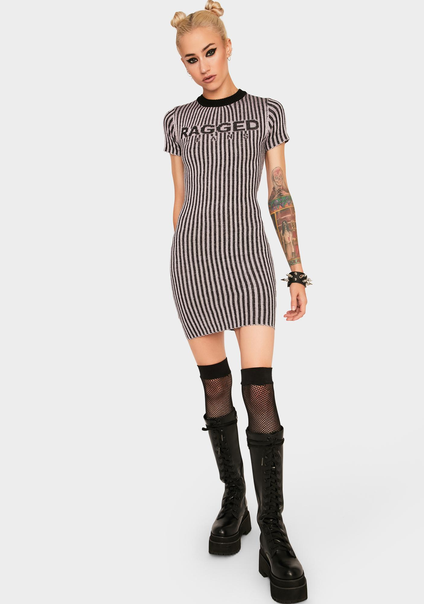 The Ragged Priest Switch Ringer Dress