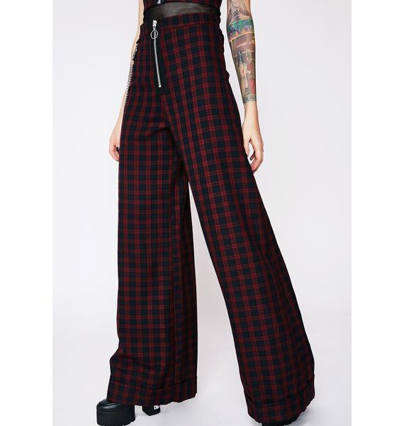 The Ragged Priest Lennox Trousers