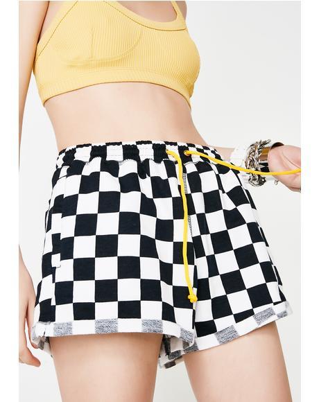 Hanky Panky Shorts