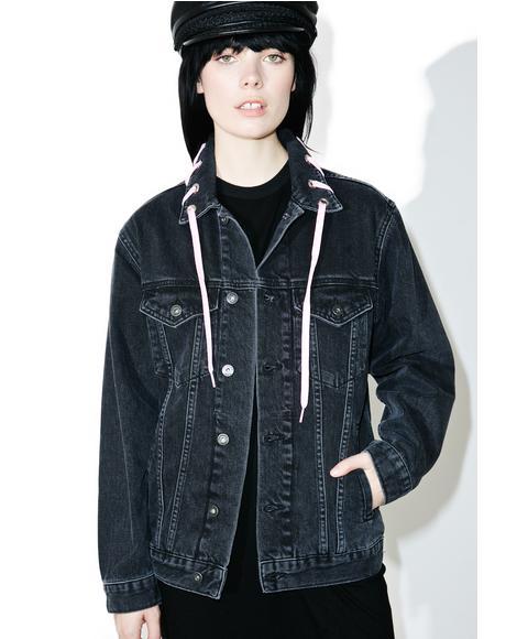 Shackle Denim Jacket