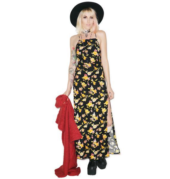 Motel Sia Maxi Dress