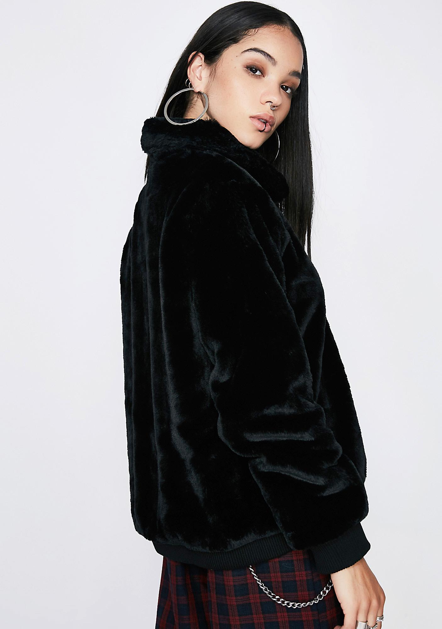 Fur Ball Babe Jacket