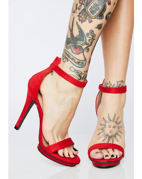 Hot Brattie Pack Stiletto Heels