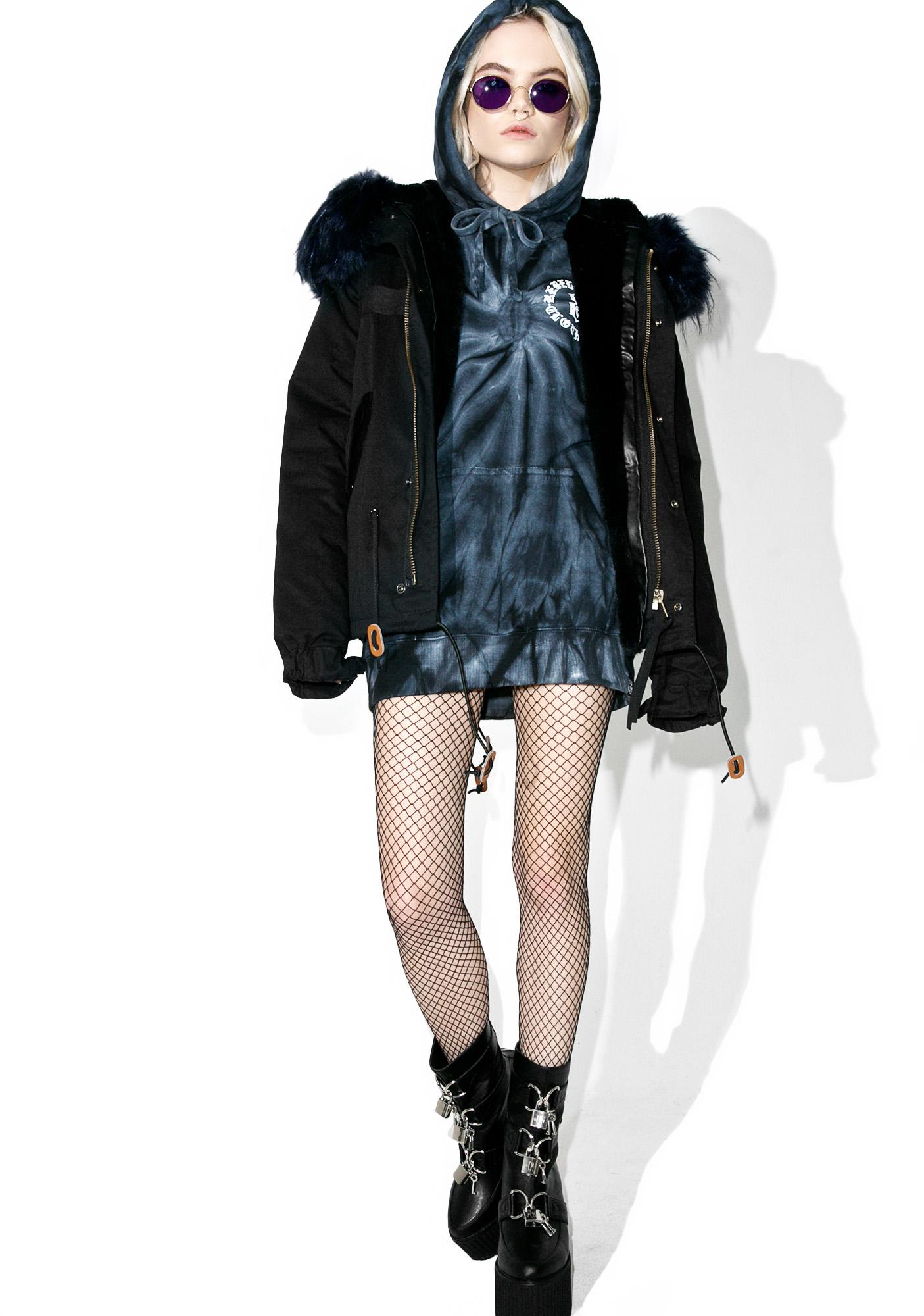 Ice Queen Parka
