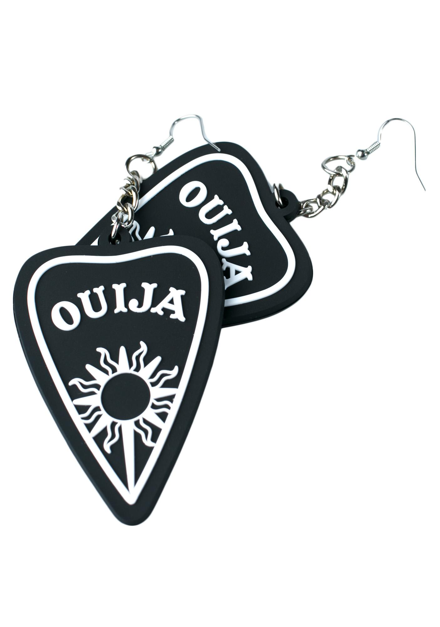 Witch Worldwide Ouija Earrings