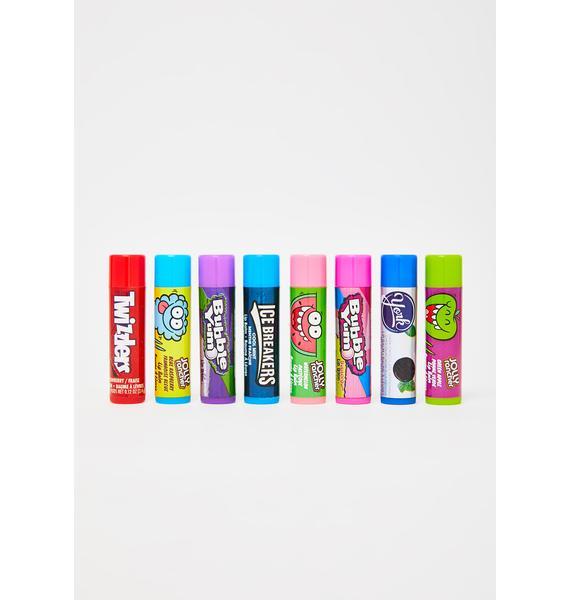 Taste Beauty Candy Flavored Lip Balm Set