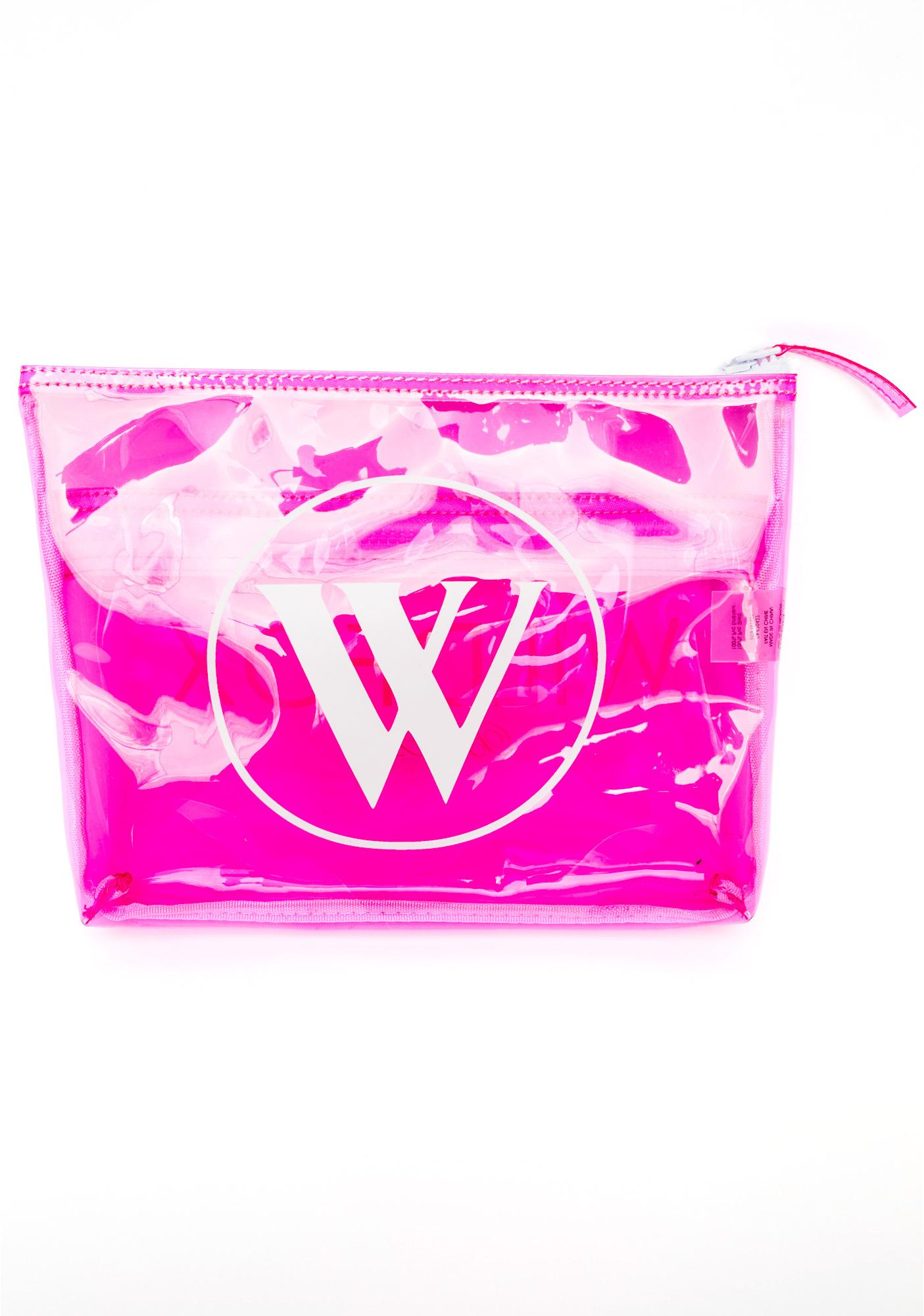 Wildfox Couture Wildfox Bel Air Vinyl Bikini Bag