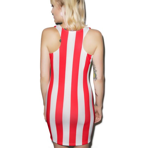 Japan L.A. Kerropi Bodycon Dress
