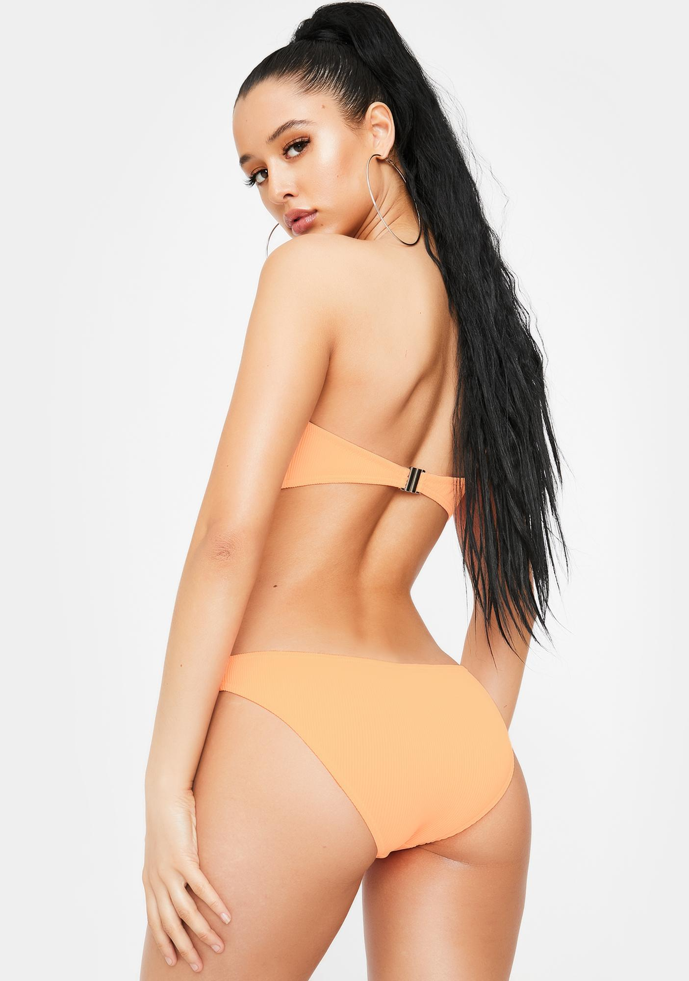 Poster Grl Bellini Sunrise Cut Out Swimsuit