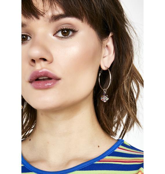 Jealous Jackpot Dice Earrings