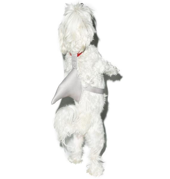 I Luv Shark Week Dog Costume