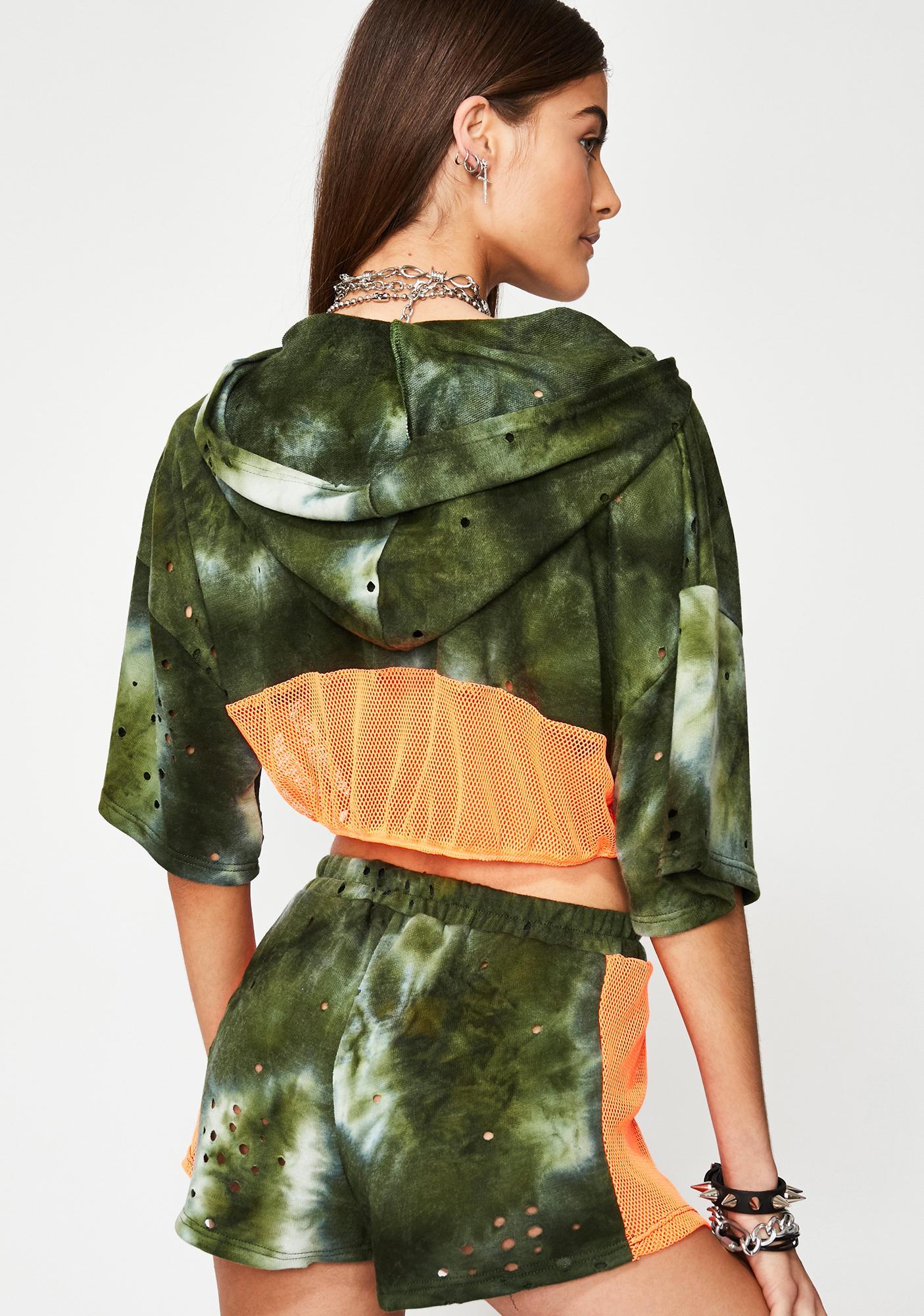 Emerald City Tie Dye Set