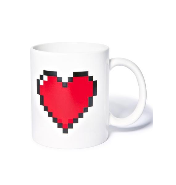 Playing Games With My Heart Mug