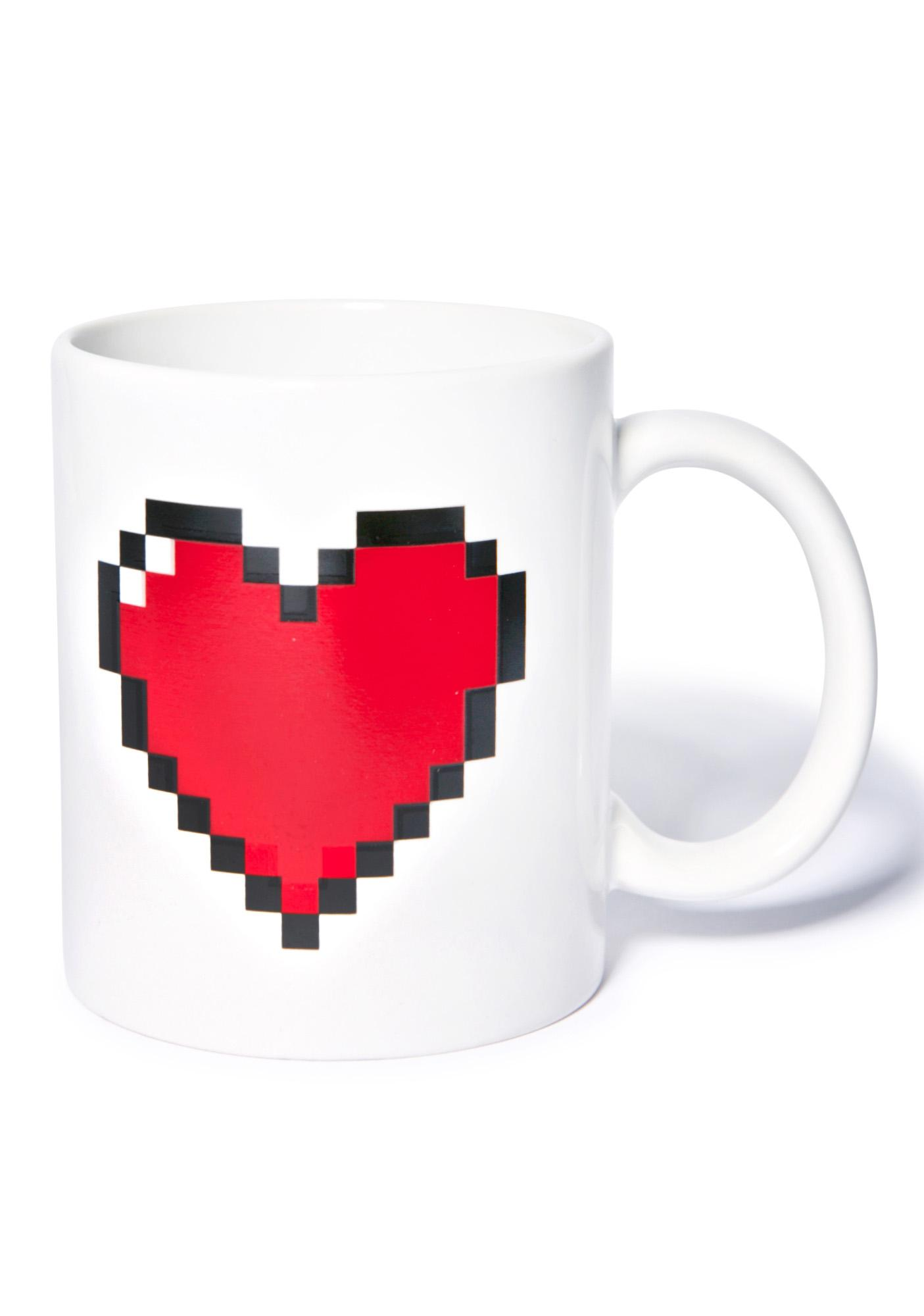 Playing Games With My Heart Mug