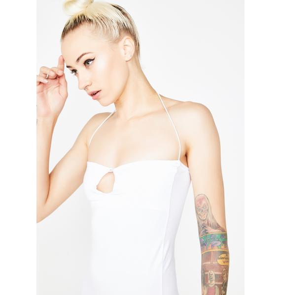The K Label Lourdes Midi Dress